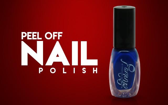 Peel Off Nail Polish In Pakistan